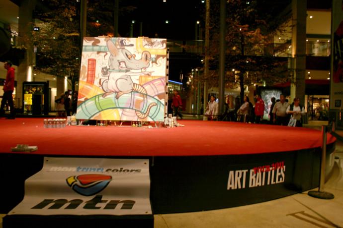 ARTbattlesROUND1